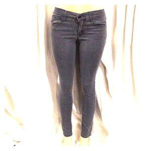GAP Snake Print Legging Jean